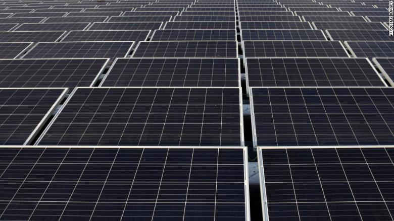 SoftBank wants to build the world's biggest solar project in Saudi Arabia