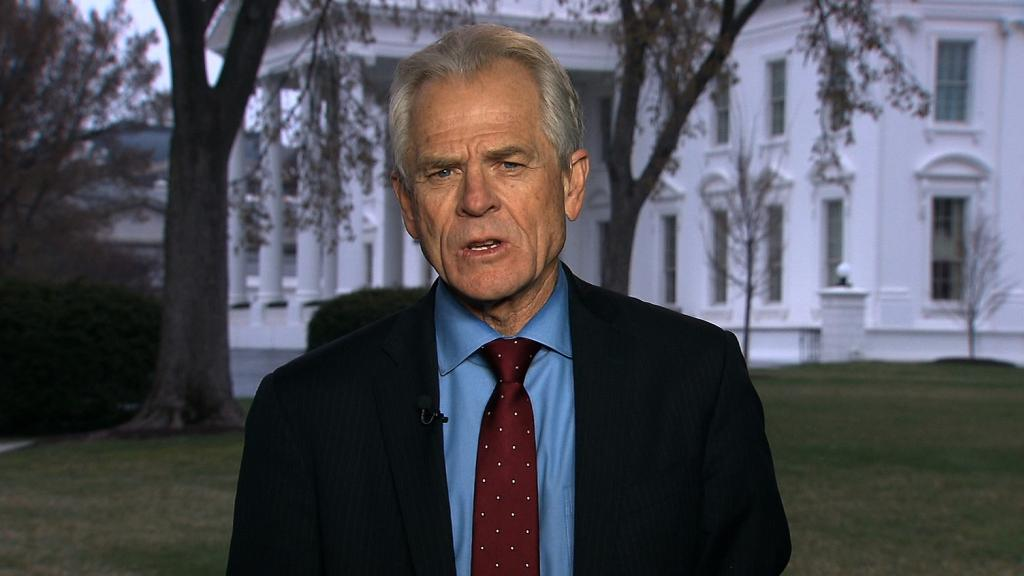 Navarro: Exemption is not 'a get out of tariff free card'