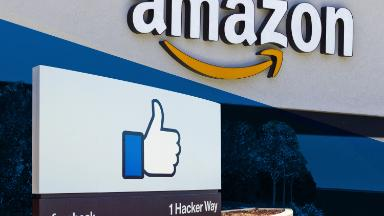 Is tech wreck for Amazon and Facebook over or just beginning?
