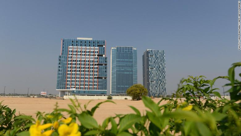 Indias gift city a gateway to the worlds fastest growing big economy gift city gujarat india 2 negle Images