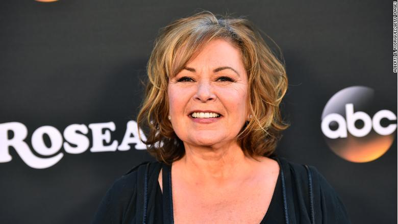 Roseanne Barr ABC