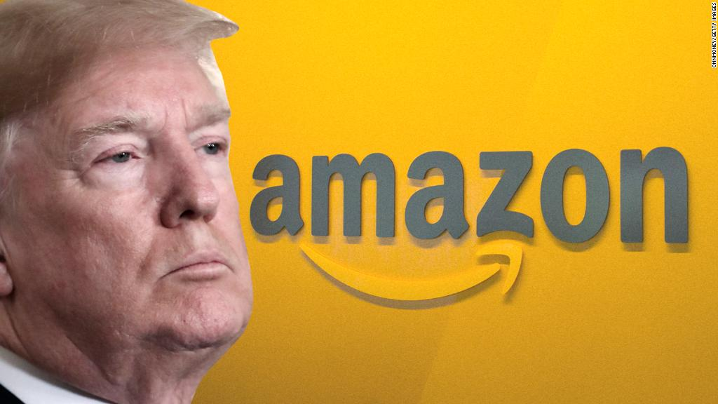 Summers: Trump's Amazon tweets 'Mussolini' tactic
