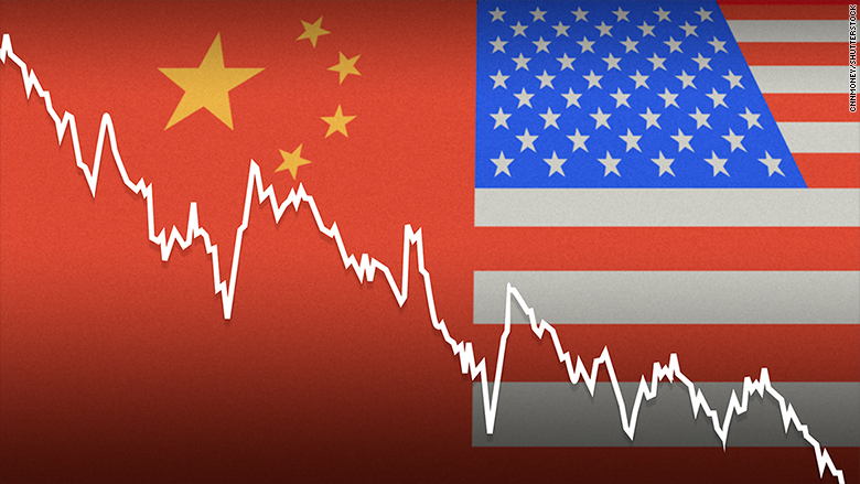 Chinese investment in US has fallen 92% this year