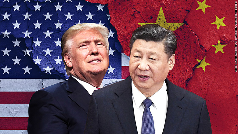 trump xi jinping trade war