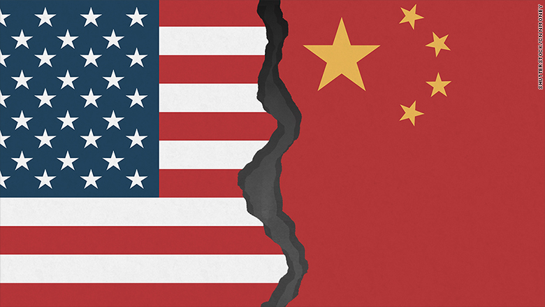 china us trade war brink