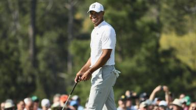 Golf wins with Tiger Woods back at the Masters