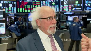 NYSE Trader: Don't get emotional about the market