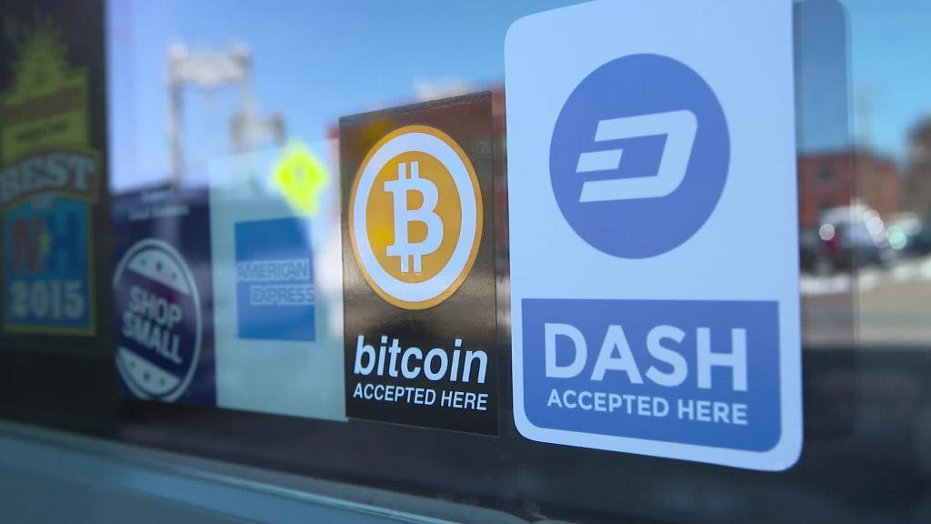 The U.S. town where Bitcoin thrives