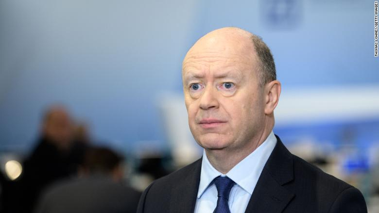 john cryan deutsche bank ceo