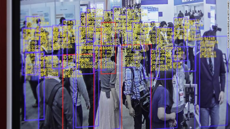 SenseTime artificial intelligence detection tracking tech