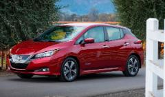 Nissan Leaf is the mainstream electric car we've been waiting for