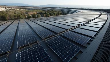 Apple is now completely powered by clean energy