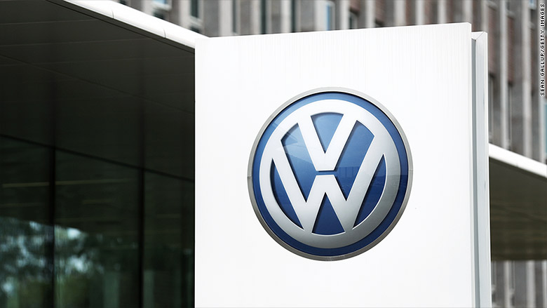 Volkswagen Names New Ceo In Sudden Shift