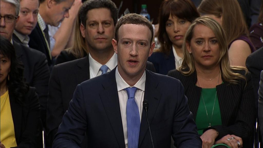 Zuckerberg: It was my mistake, I'm sorry