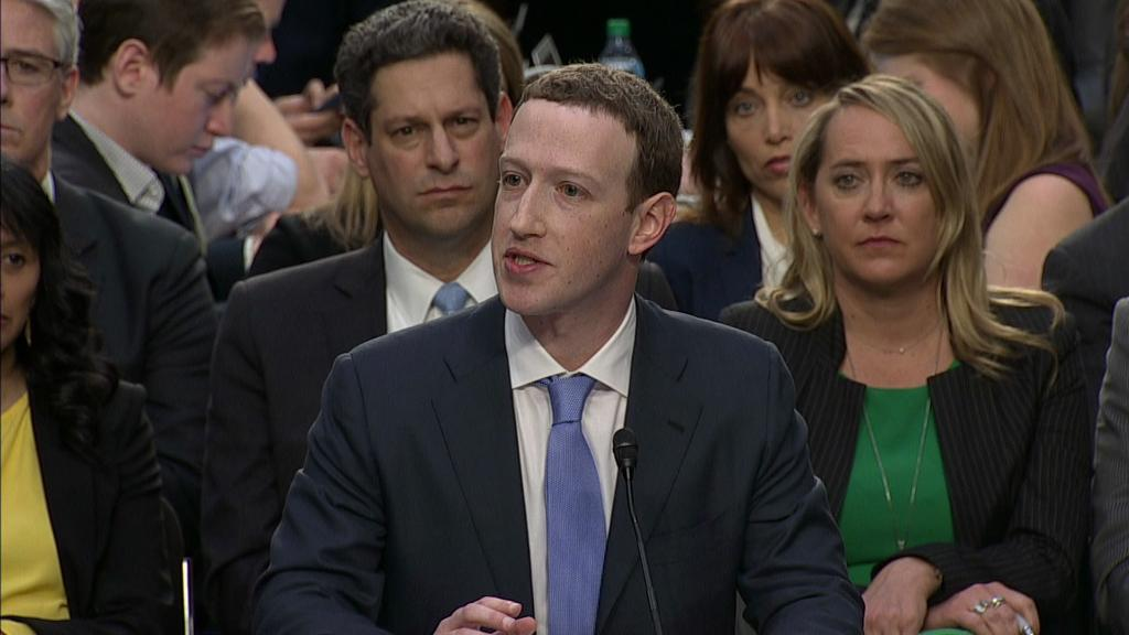 Zuckerberg: Priority to stop election meddling