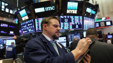 Now Wall Street's worried about real war