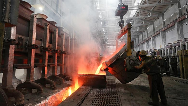 krasnoyarsk aluminum smelter