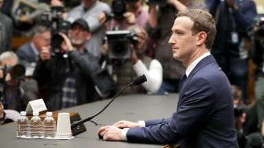 Mark Zuckerberg just finished nearly 10 hours of questions from almost 100 lawmakers