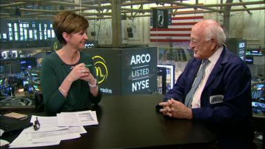 NYSE trader: We prefer no volatility