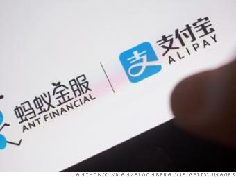 Chinese online payments giant could be worth $150 billion