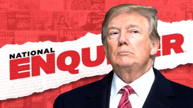 Why the National Enquirer's Trump connections are under scrutiny