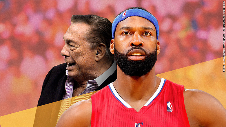 baron davis donald sterling