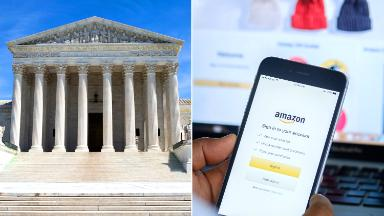 Supreme Court debates whether to allow states to tax all online sales