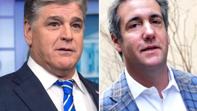 Stelter: Sean Hannity has few rules, and now Fox News has a problem