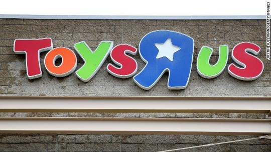 Toys 'R' Us is shutting down in Australia, too