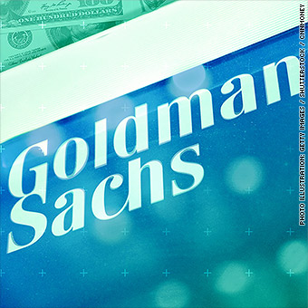 The average Goldman Sachs worker made $110,000 in three months