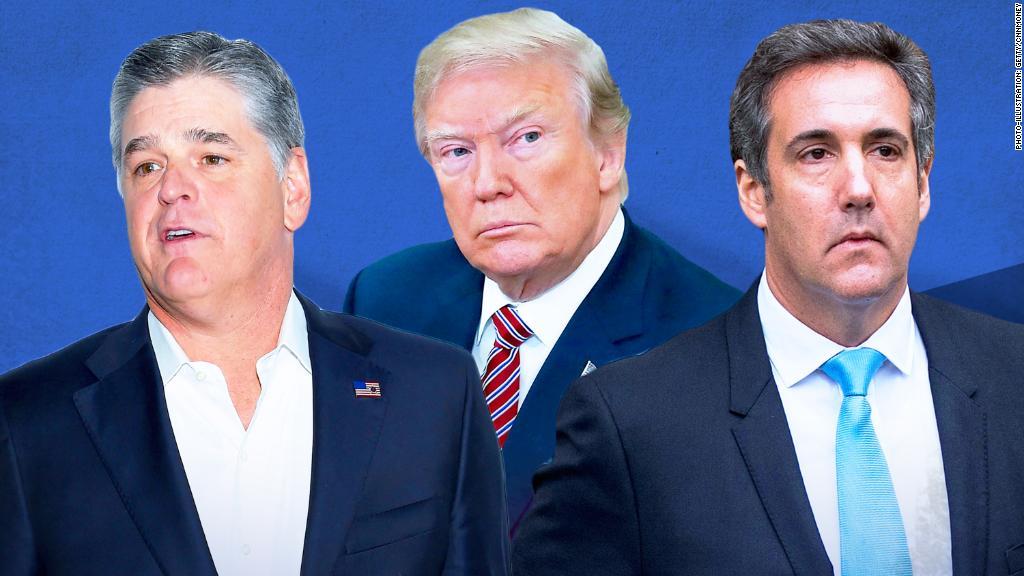 Hannity: Trump's shadow chief of staff?