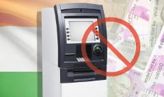 India's ATMs are running out of cash ... again