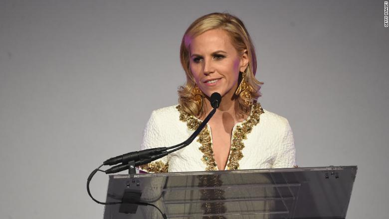 tory burch speaking