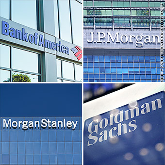 Big banks are minting money right now
