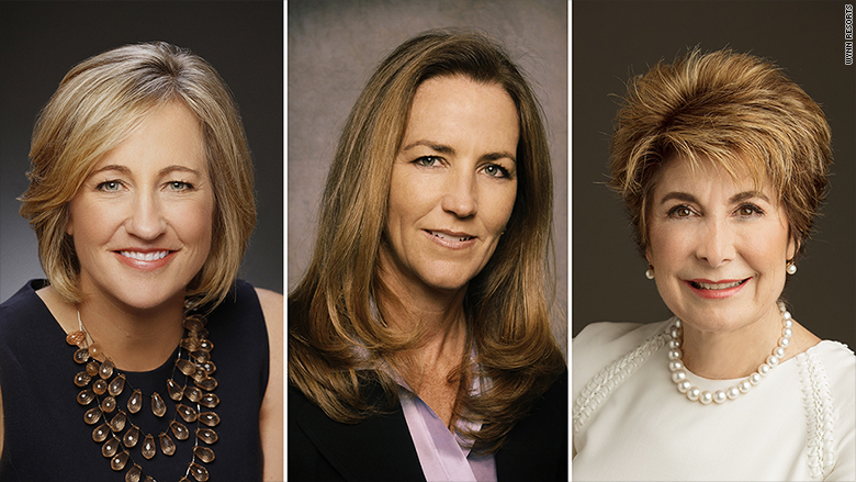 wynn women board of directors