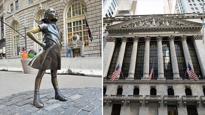 fearless girl nyse