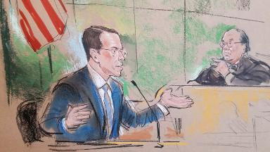 AT&T antitrust trial comes down to testimony from AT&T CEO