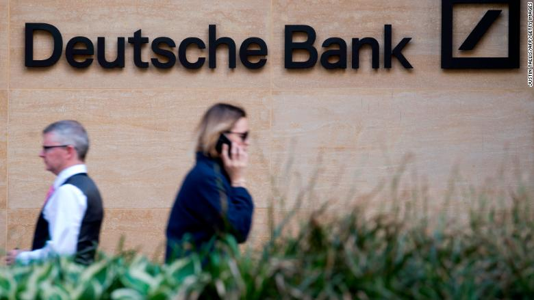 Deutsche Bank is cutting more than 7,000 jobs