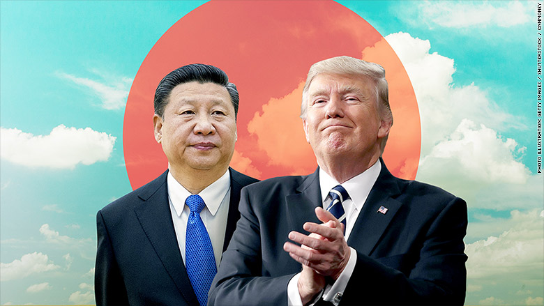 pacific donald trump xi jinping