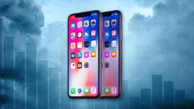 Apple sinks on fears of slowing iPhone sales