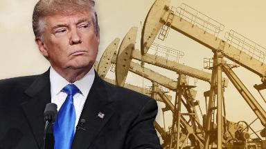 Trump blasts OPEC again for high oil prices