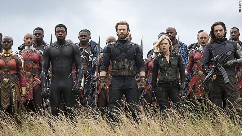Disney\'s battle plan: \'Avengers: Infinity War\' spills off the screen