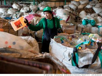 China trash ban is a global recycling wake up call