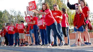 Why a 20% raise isn't enough for Arizona teachers