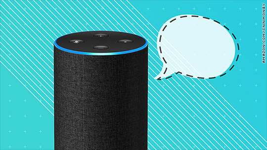 How an Alexa speaker recorded and shared a private conversation