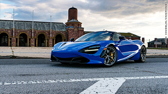 McLaren 720S: It doesn't get any more sports car than this