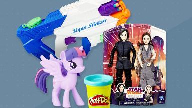Toys 'R' Us liquidation kills Hasbro sales