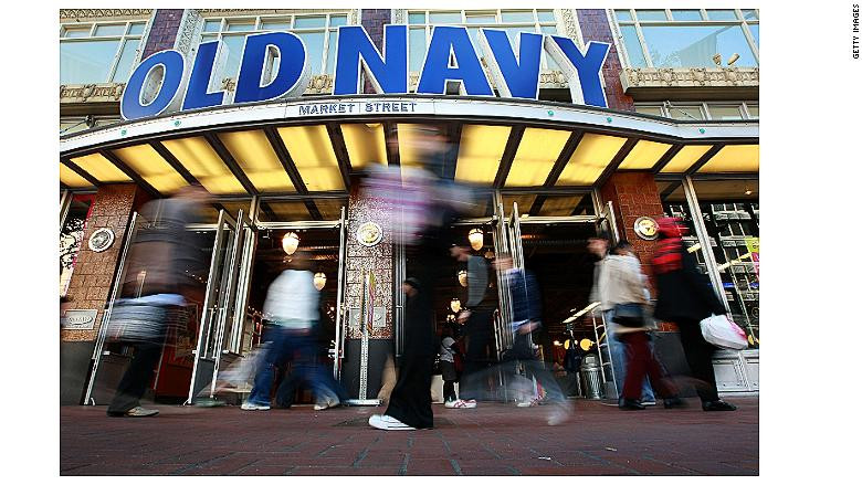 Gap Inc Will Open Old Navy Stores This Year Even As Gap