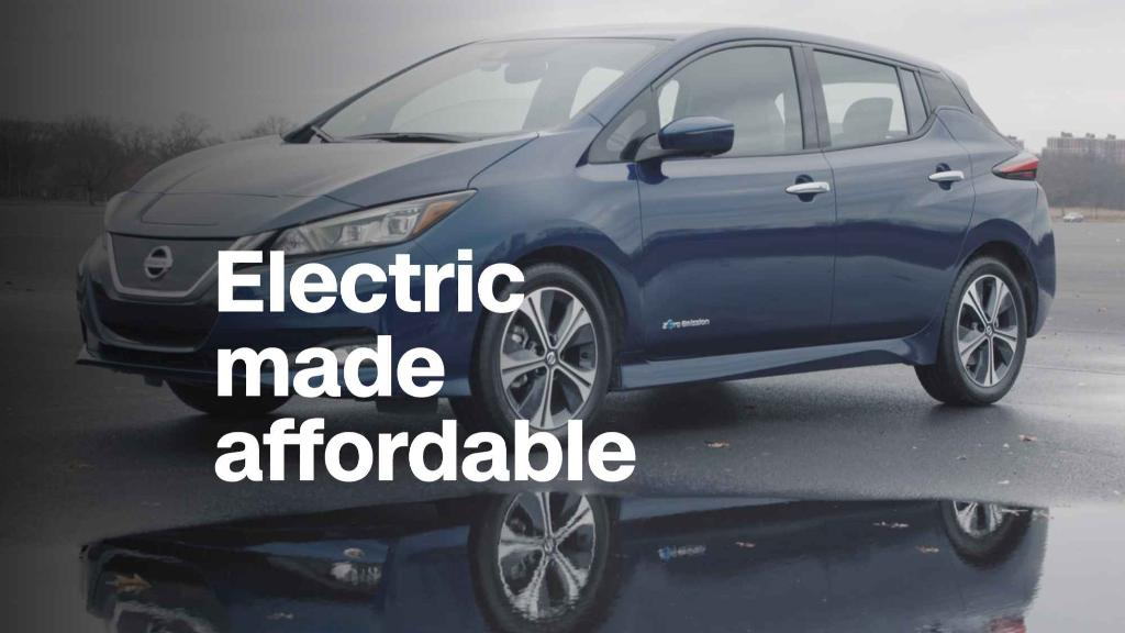 Nissan Leaf: The electric car for everyone