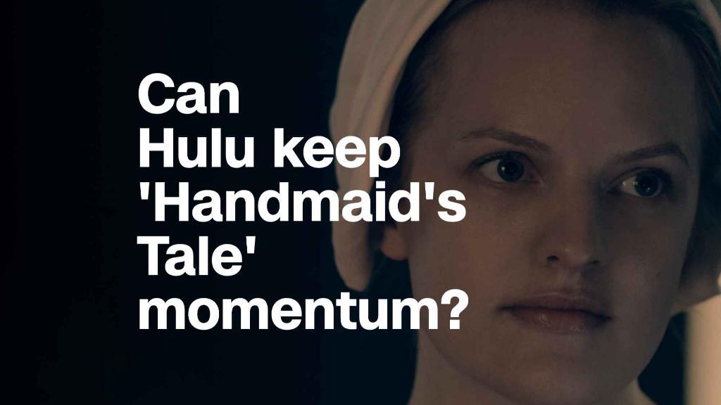 Can Hulu keep 'Handmaid's Tale' momentum?